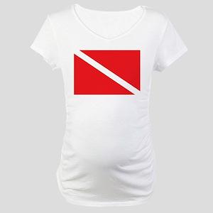 scuba32 Maternity T-Shirt