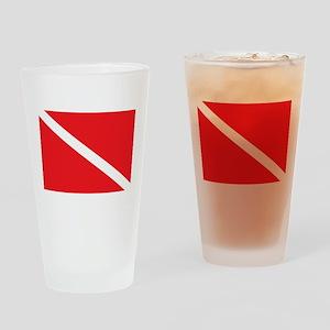 scuba32 Drinking Glass