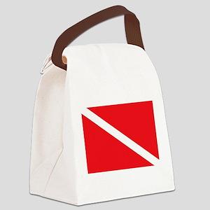 scuba32 Canvas Lunch Bag