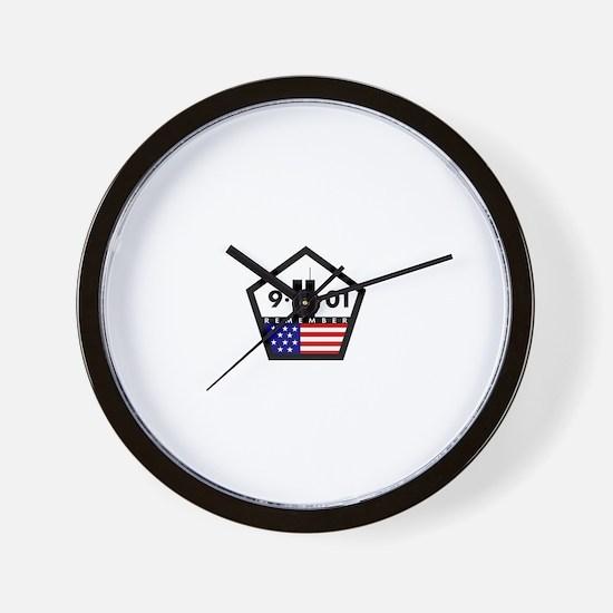 9-11-01 Wall Clock