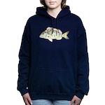 Pigfish Women's Hooded Sweatshirt