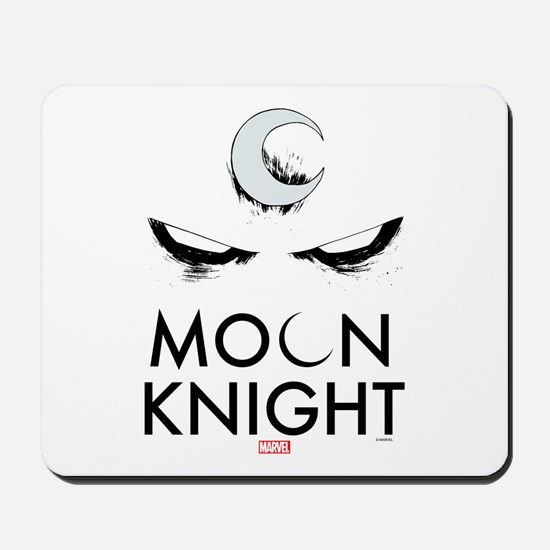 Moon Knight Face Tall Mousepad