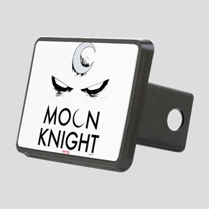 Moon Knight Face Tall Rectangular Hitch Cover