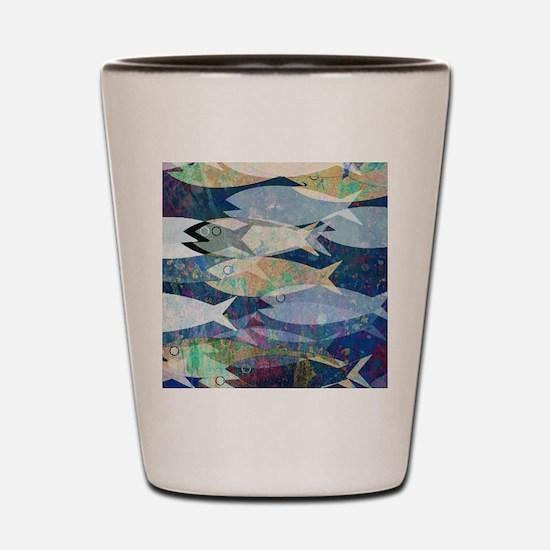 Unique Fish Shot Glass