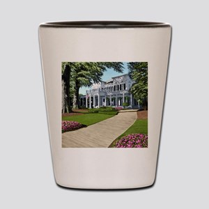 Alpha Gamma Delta -1-UGA Shot Glass