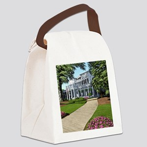 Alpha Gamma Delta -1-UGA Canvas Lunch Bag