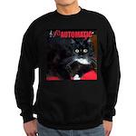 Murphy The Cat Sweatshirt (dark)