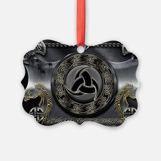 Odin's Horn Ornament