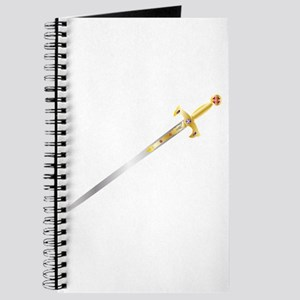 templar sword Journal