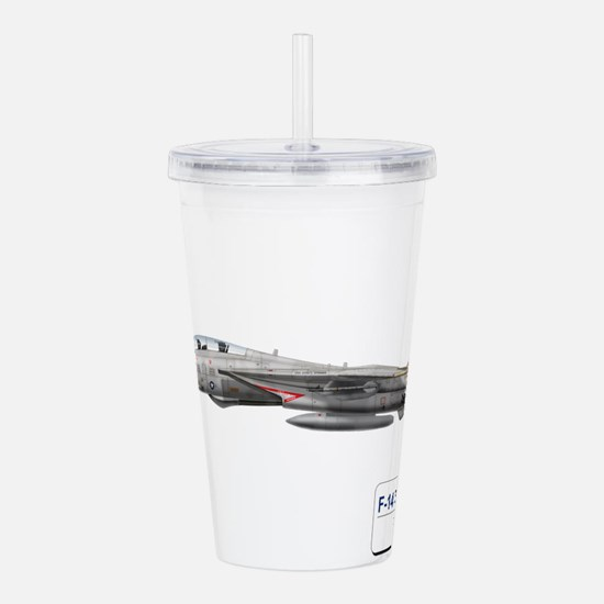Unique Naval aviator wings Acrylic Double-wall Tumbler