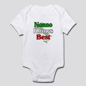 Nonno Knows Best Infant Bodysuit