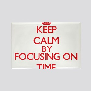 Keep Calm by focusing on Time Magnets