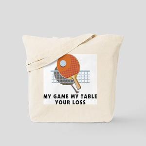 table3 Tote Bag