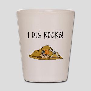 rock2 Shot Glass
