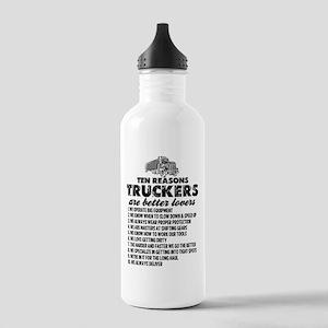 10 Reasons Truckers Better Lovers Water Bottle