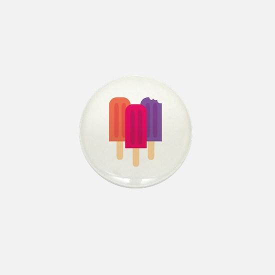 Popsicles Mini Button