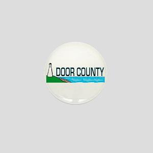 Door County Mini Button