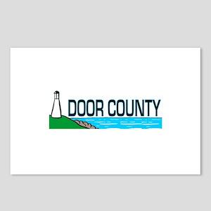 Door County Postcards (Package of 8)