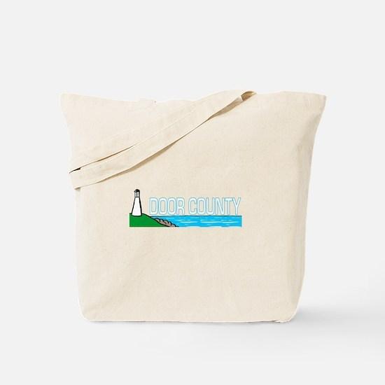 Door County, Wisconsin Tote Bag