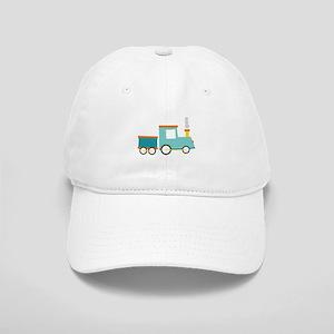 Train Baseball Cap