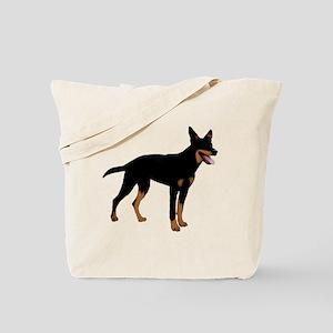 Australian Kelpie Dog Tote Bag
