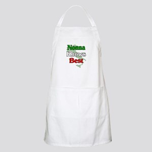 Nonna Knows Best BBQ Apron
