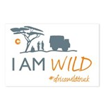 AfricaWildTruck Postcards (Package of 8)