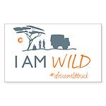 AfricaWildTruck Sticker
