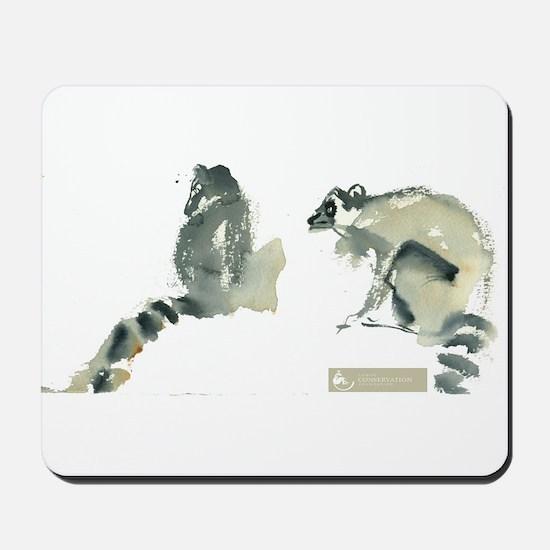 lemur conservation foundation Mousepad