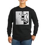 Ebony&Ivory Long Sleeve Dark T-Shirt