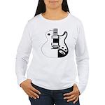 Ebony&Ivory Women's Long Sleeve T-Shirt