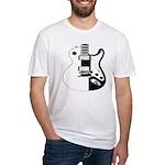 Ebony&Ivory Fitted T-Shirt