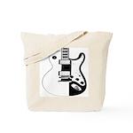 Ebony&Ivory Tote Bag