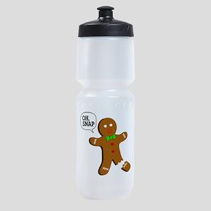 oh, Snap! Sports Bottle