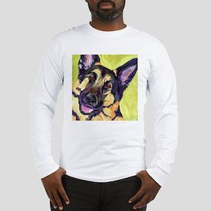 German Shepard Dog - Romo Long Sleeve T-Shirt