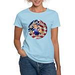Women against Hillary Women's Light T-Shirt