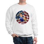 Women against Hillary Sweatshirt