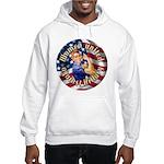 Women against Hillary Hooded Sweatshirt