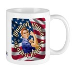 Women against Hillary Mug