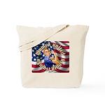 Women against Hillary Tote Bag