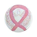 Pink Ribbon Angel 3.5