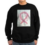 Pink Ribbon Angel Sweatshirt