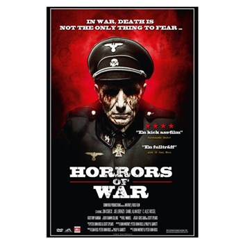 HORRORS OF WAR Large Poster 2