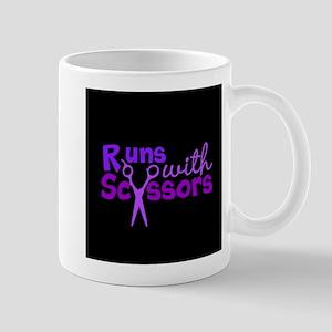 Fast Scissors Mugs