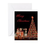 Merry Christmas from The Woodlands Greeting Cards