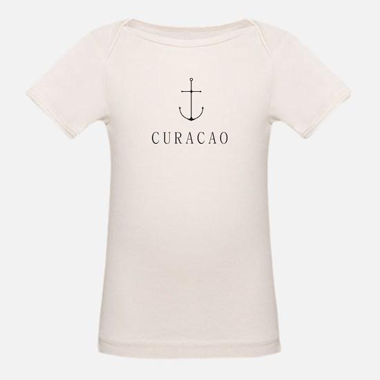 Curacao Sailing Anchor T-Shirt