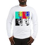 Pop Art Long Sleeve T-Shirt