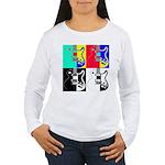 Pop Art Women's Long Sleeve T-Shirt