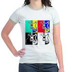 Pop Art Jr. Ringer T-Shirt