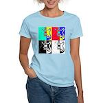 Pop Art Women's Light T-Shirt